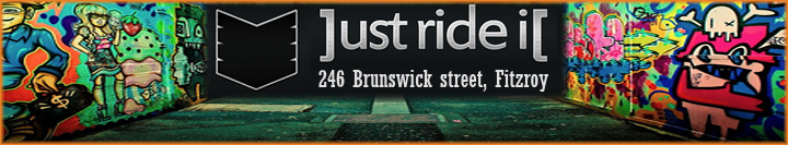 Just Ride It Banner