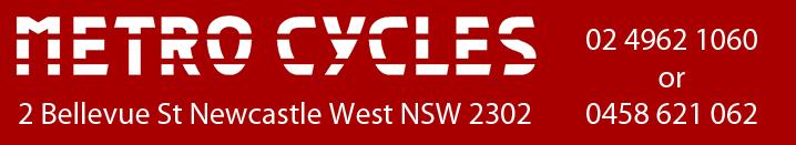Metro Cycles Banner