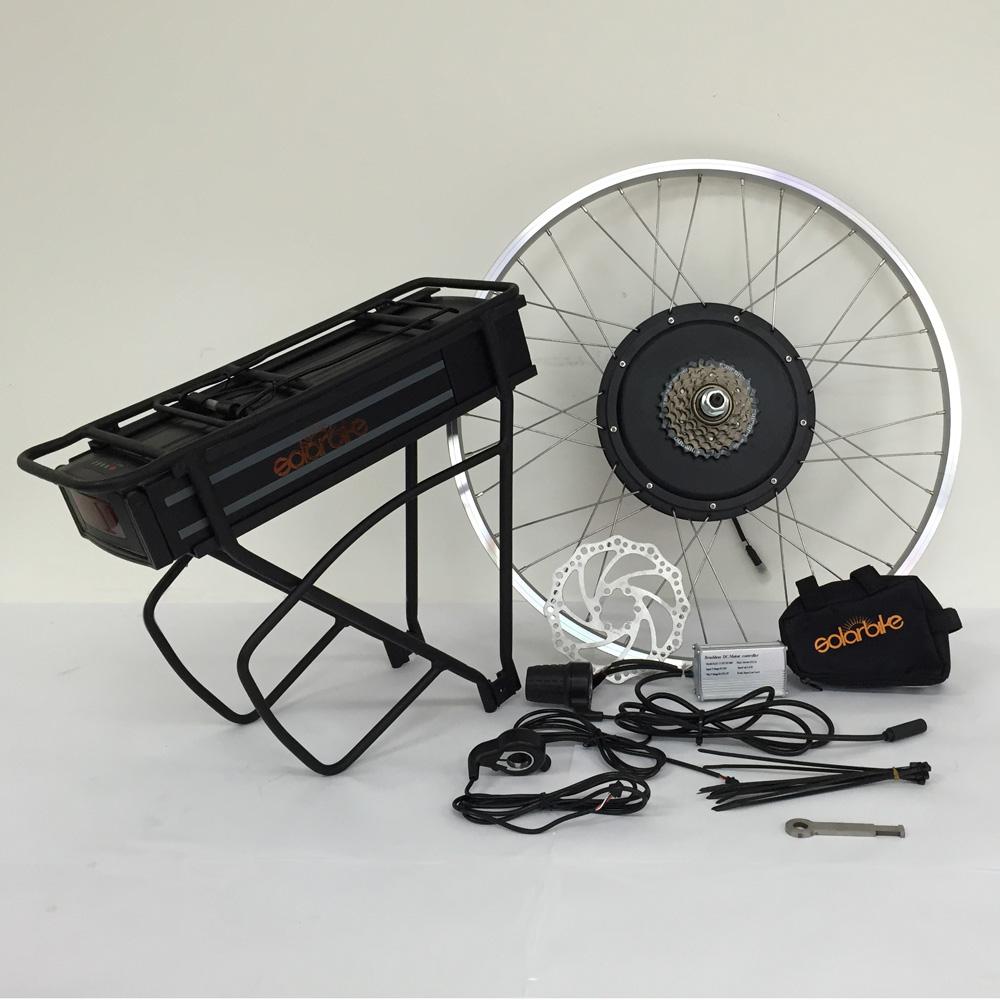 Rear direct drive motor rack kit