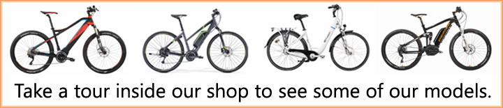 Shop Bikes video