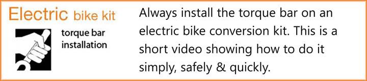 torque bar assembly video