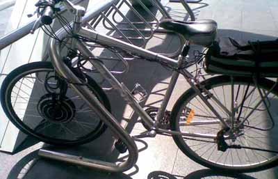 Siries electric bike