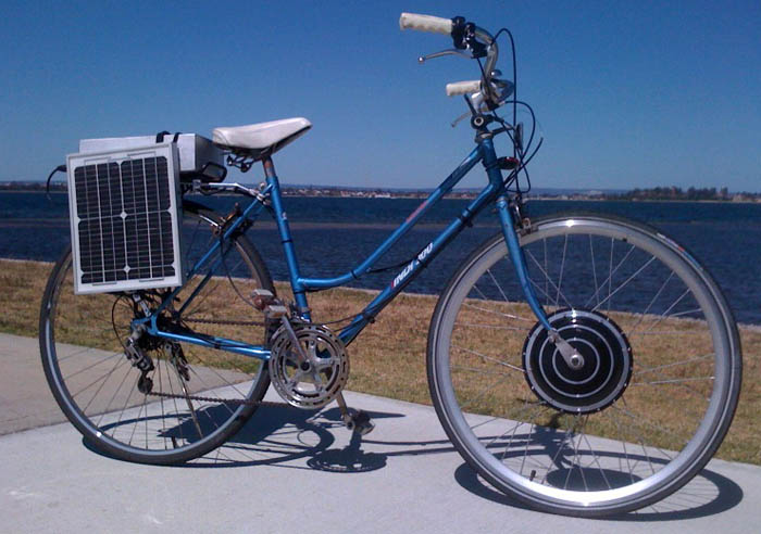 solar bike page 5 of 6 solar bike is an australian. Black Bedroom Furniture Sets. Home Design Ideas