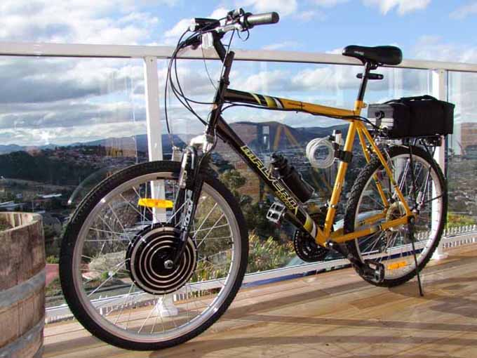 thomas electric bike hobart