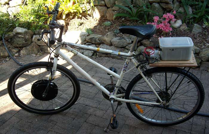Dicks electric bike