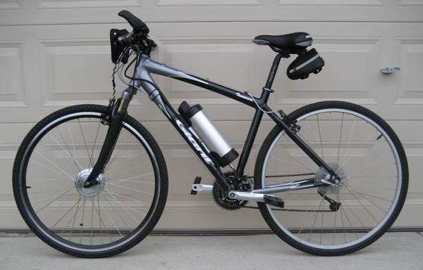 Jim Hickey Bike