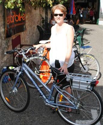 Robynann electric bike