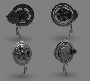 BBS01 250-750W 8fun middrive kits