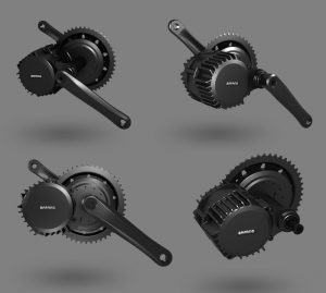 BBS02 1000W 8fun middrive kits