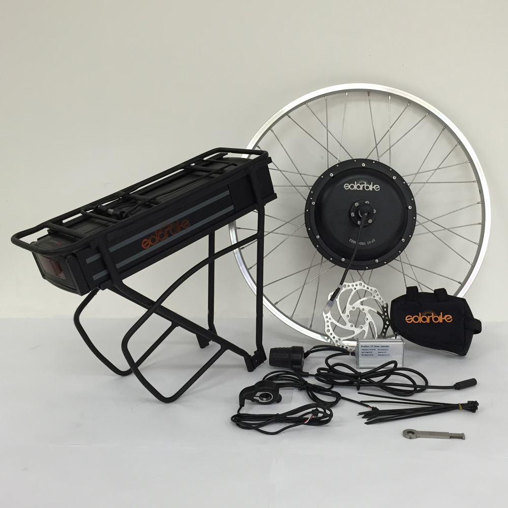 Front direct drive rack kit