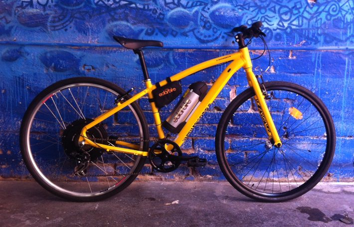 ORBEA electric Urban 20