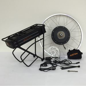 Rear direct drive motor rack kit