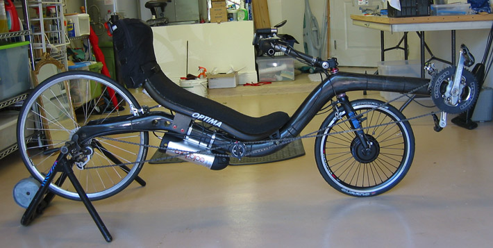 jims electric recumbent
