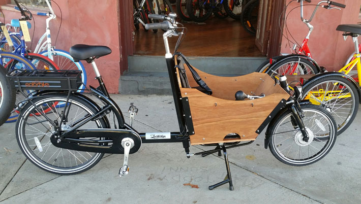 south beach cycles electric box bike
