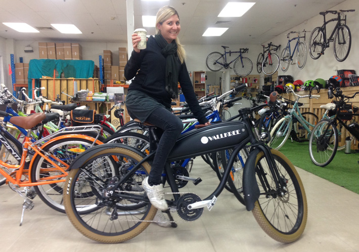 Maree Vallkree Electric Bike