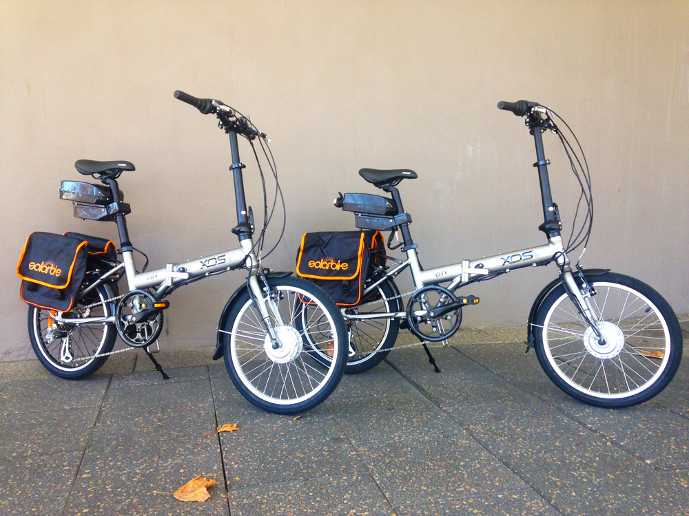 A great quality folding electric bike at an unbeatable price