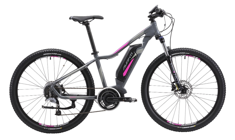 Electric Bike Womens Montari esteps