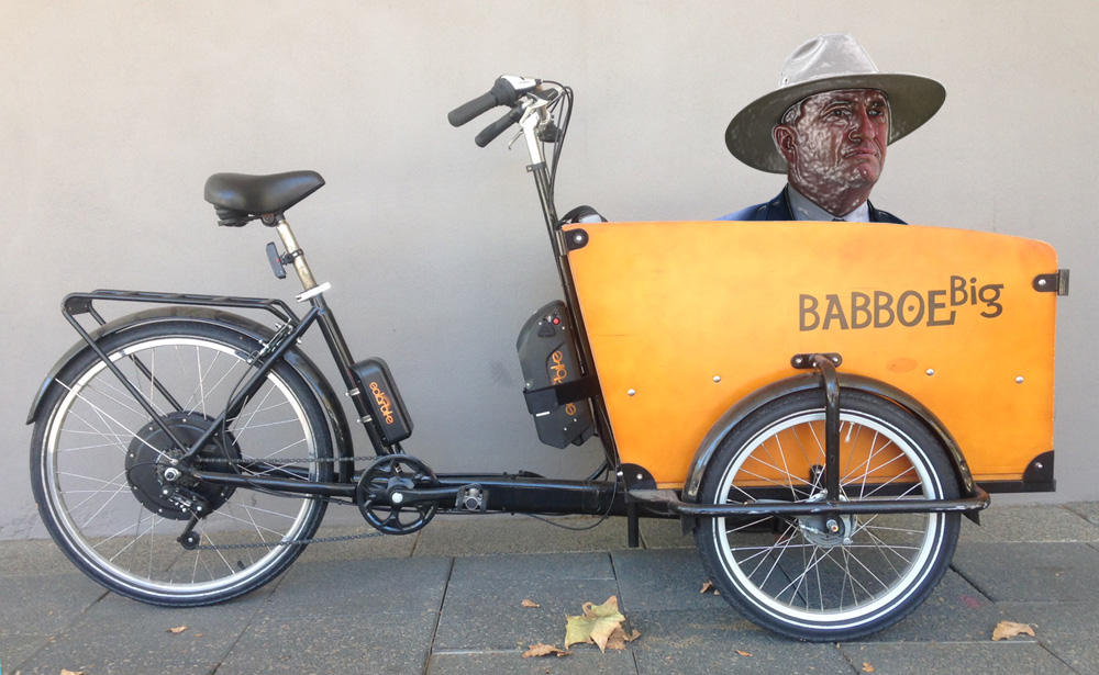 Barnaby electric bike