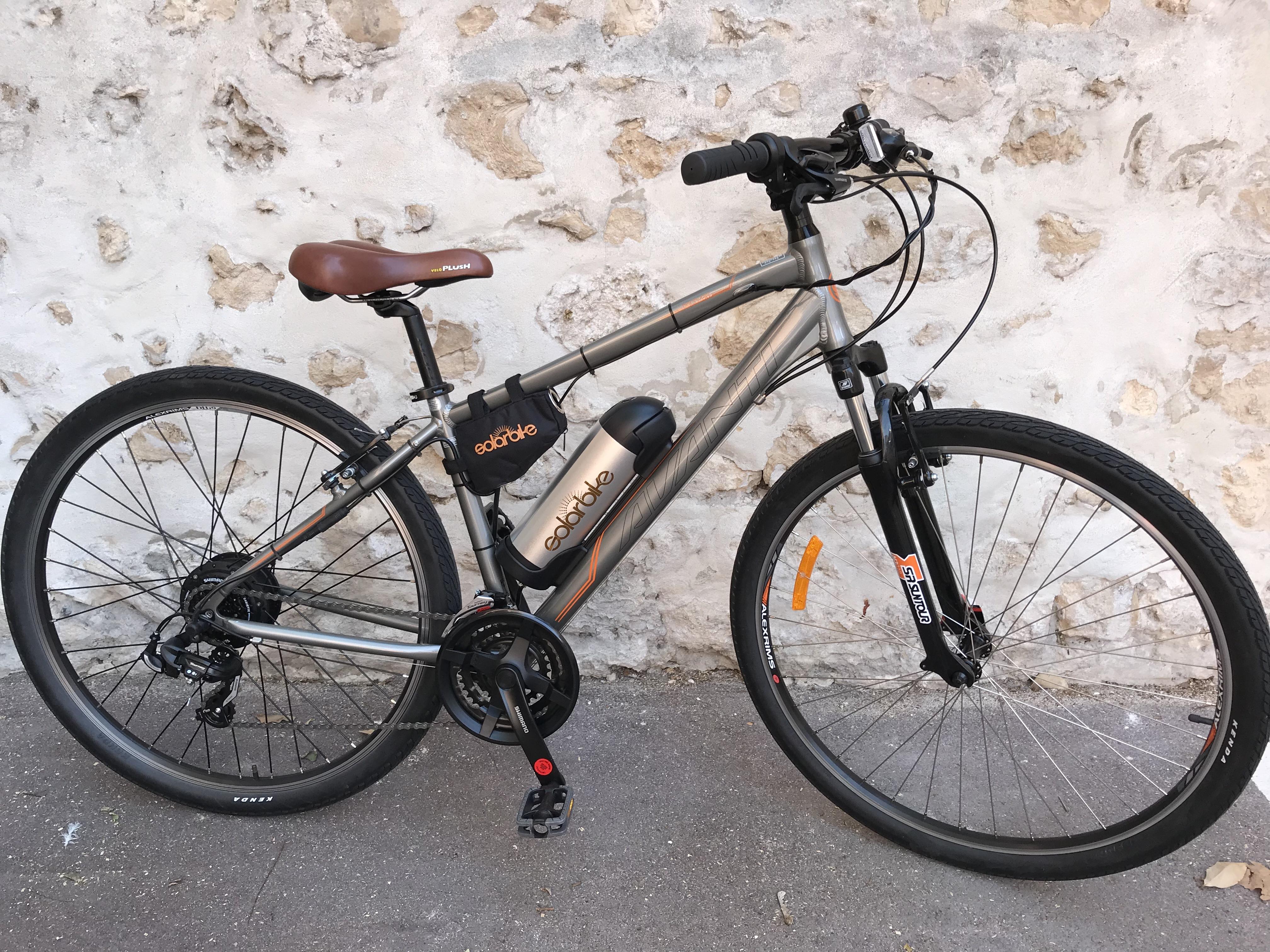 SOLAR BIKE - SOLAR BIKE is an Australian Electric Bicycle